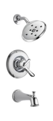 Linden™ Monitor® 17 Series Tub and Shower Trim