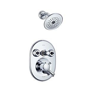 Lockwood Monitor® 18 Series Jetted Shower™ Trim