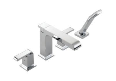 Arzo Roman Tub with Hand Shower Trim