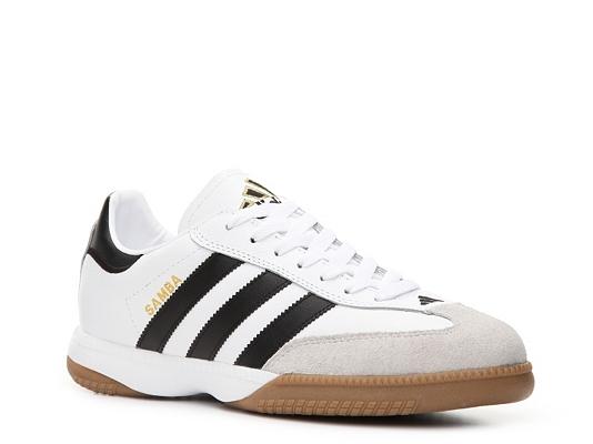 adidas Samba Millennium Indoor Soccer Shoe - Mens