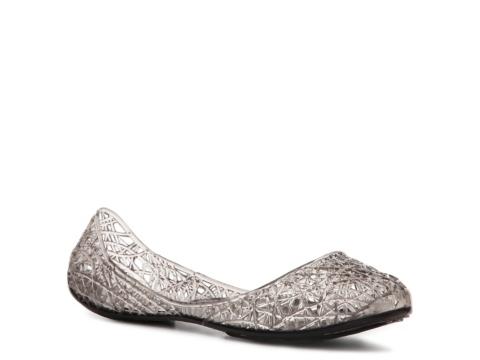 Sale alerts for  Steve Madden Swirly Ballet Flat - Covvet
