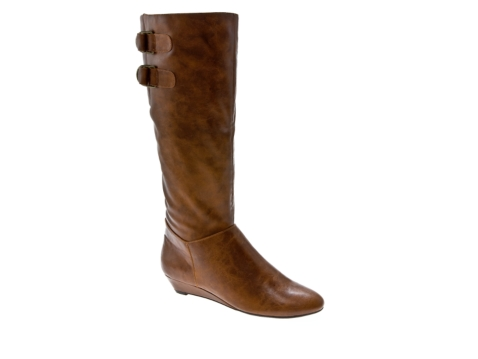 madden ivorry wedge boot dsw