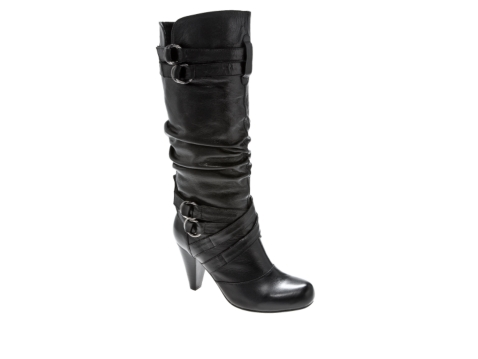two vader leather slouch boot dsw