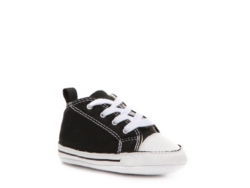 Converse First Star Infant Crib Shoe
