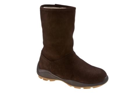 monde waterproof suede boot dsw