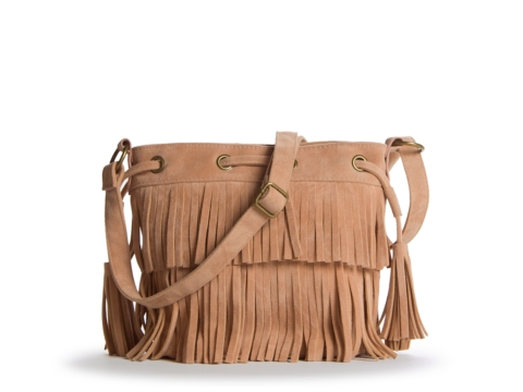 Poppie Jones Fringe Shoulder Bag 110