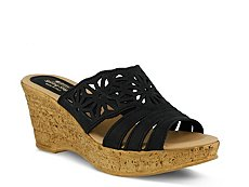 Spring Step Dora Wedge Sandal