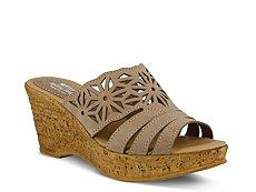 Spring Step Dora Wedge Sandal