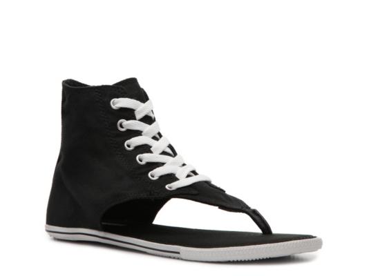 converse chuck taylor flip flops for women