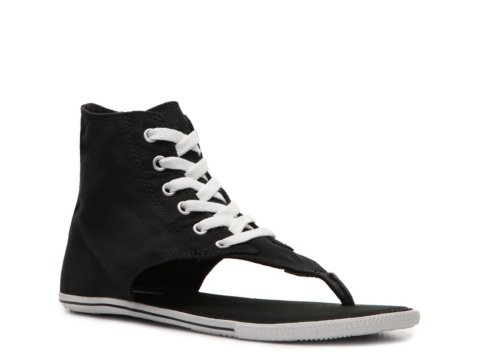 Converse thong sandals