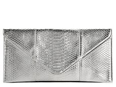 Urban Expressions Bailey Snake Envelope Clutch