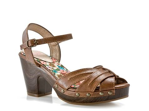Splendiferous Inclinations Sandals