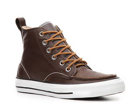 Converse Chuck Taylor All Star Classic High Top Leather