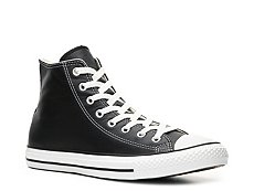 Converse Chuck Taylor All Star Leather High-Top Sneaker - Mens
