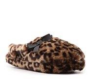 SM Furry Leopard Slipper