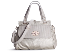 Kelly & Katie Woven Convertible Satchel