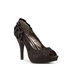 Lulu Townsend Lace Platform Shoes
