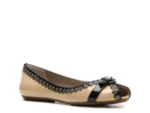 Marc by Marc Jacobs Patent Leather Grommet Flat