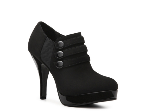 Unlisted E-File Fabric Bootie (DSW)