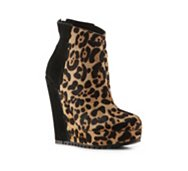 Kelsi by Kelsi Dagger Hallie Wedge Bootie