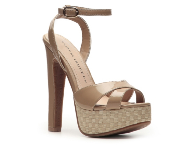 Chinese Laundry Turn My Way Platform Sandal