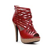 2 Lips Too Too Twisty Platform Sandal