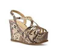 Zigi Soho Peachy Wedge Sandal