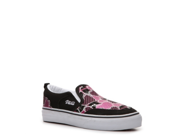 Vans Asher Girls' Toddler & Youth Sneaker