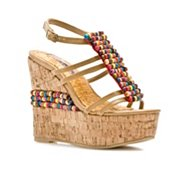 Two Lips Born Wedge Sandal