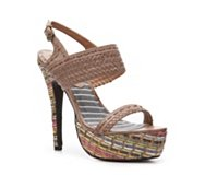 2 Lips Too Too Emotion Platform Sandal