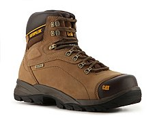 Caterpillar Diagnostic Steel Toe Work Boot