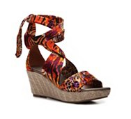 Impo Gleam Wedge Sandal