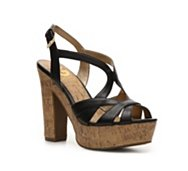 G by GUESS Refuse Platform Sandal