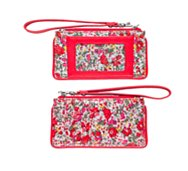 Poppie Jones Ditsy Floral Card Case