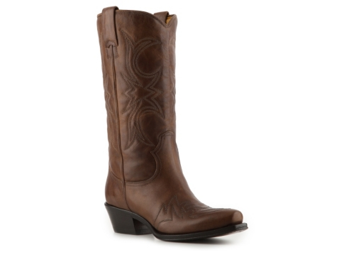 ralph collection s page cowboy boot dsw