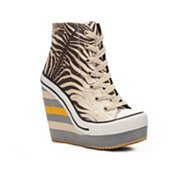Rock & Candy Lulu Wedge Sneaker