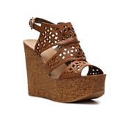 Wanted Anita Wedge Sandal