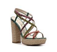 Lulu Townsend Yanka Platform Sandal