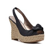 Moda Spana Heidi Denim Wedge Sandal