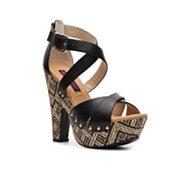 Mojo Moxy Bonaroo Platform Sandal