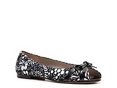 Marc by Marc Jacobs Fabric Bow Flat