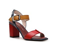 Marc by Marc Jacobs Color Block Leather Sandal
