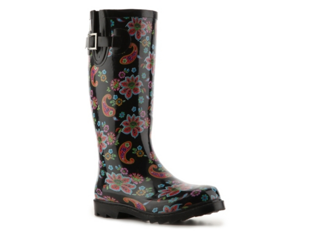 Poppie Jones Primary Splash Rain Boot