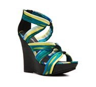 Michael Antonio Gheza Wedge Sandal