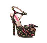 Betsey Johnson Haylie Platform Sandal