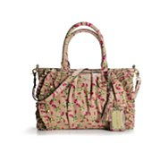 Betsey Johnson Frills Satchel