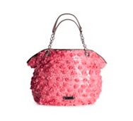 Betsey Johnson Pretty Girl Rosette Tote