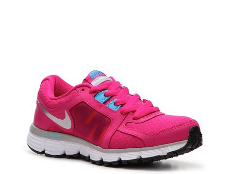 Nike Dual Fusion St  Lightweight Running Shoe Womens