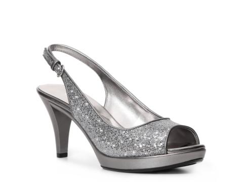Nine West Karoo Glitter Sandal | DSW