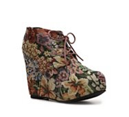 Diba Lake Front Wedge Bootie